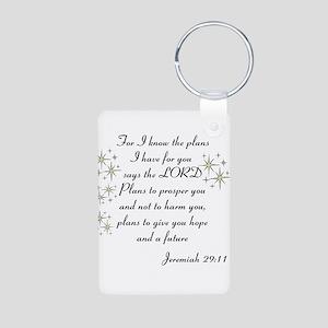 Jeremiah 29 Keychains