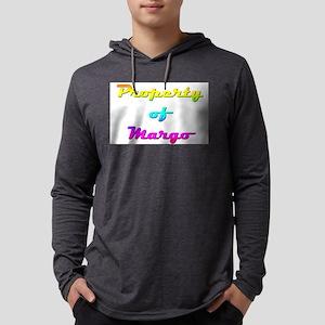 Property Of Margo Female Mens Hooded Shirt