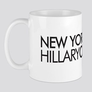 New Yorker for Hillary Clinto Mug