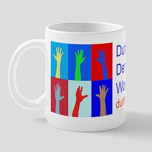 DDW logo Mug