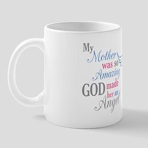 My Mother An Angel - Mug