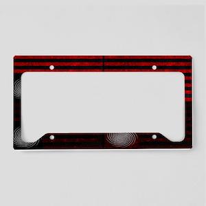indelve - disOBEDIENCE License Plate Holder