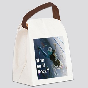 howurock Canvas Lunch Bag