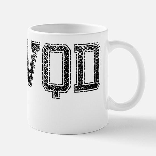 WWQD, Vintage Mug