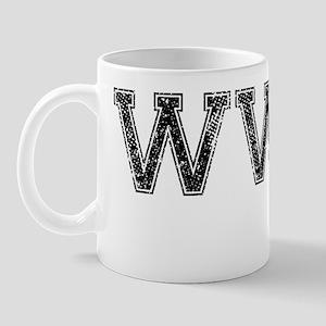 WWRD, Vintage Mug
