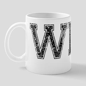 WILY, Vintage Mug