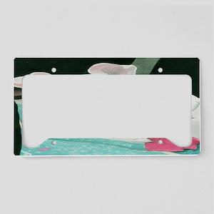 key License Plate Holder