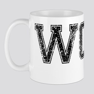 WOTS, Vintage Mug