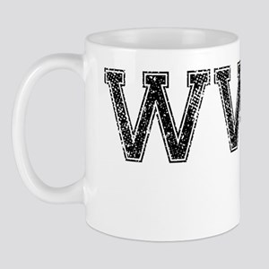 WWHD, Vintage Mug