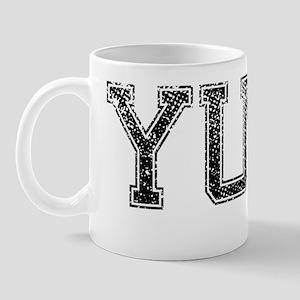 YUCK, Vintage Mug