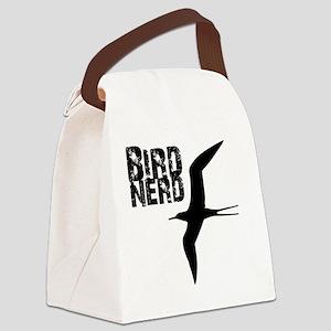 Bird Nerd (Frigatebird) Birding T Canvas Lunch Bag