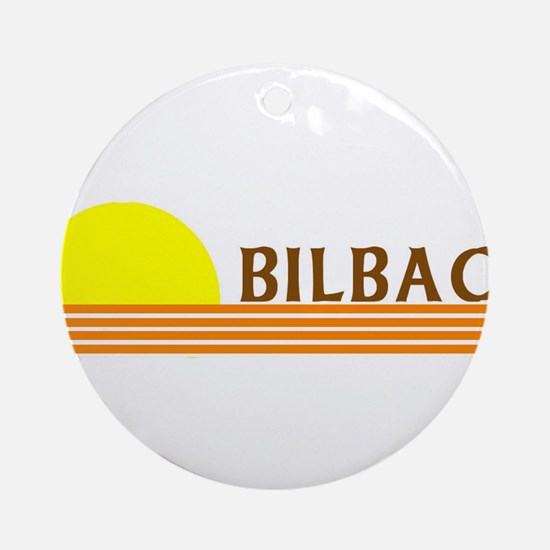 Bilbao, Spain Ornament (Round)