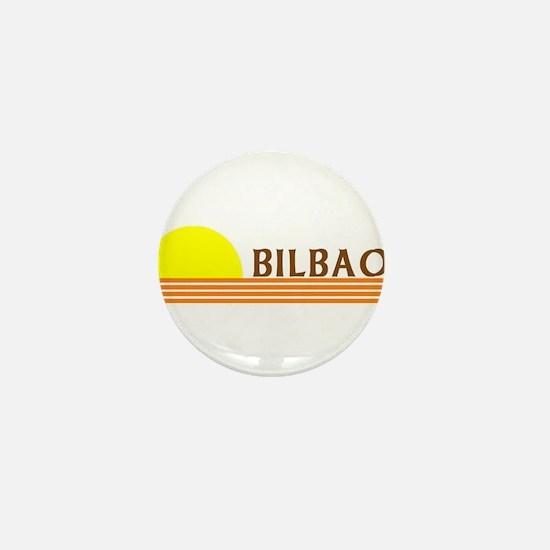 Bilbao, Spain Mini Button
