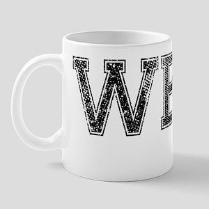 WEFT, Vintage Mug