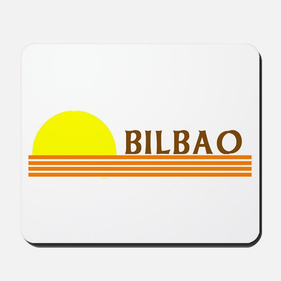 Bilbao, Spain Mousepad