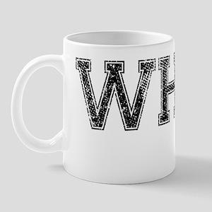 WHAM, Vintage Mug