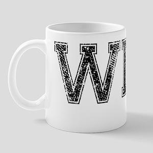 WIMP, Vintage Mug