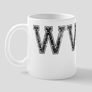 WWND, Vintage Mug