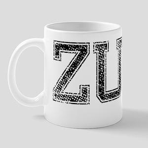 ZULU, Vintage Mug