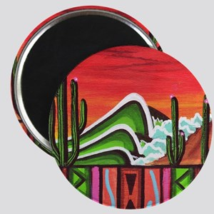 Cactus Point Magnet