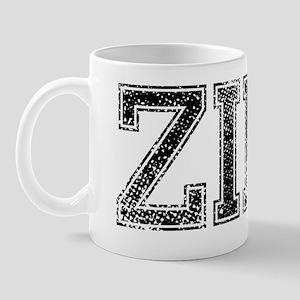 ZINC, Vintage Mug