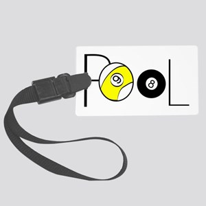 Word Pool Large Luggage Tag