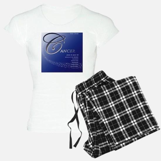 Cancer Astrographix Pajamas