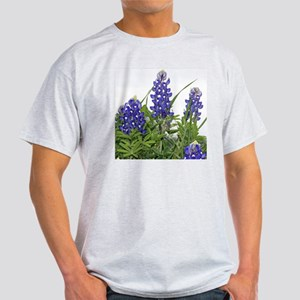 Plain Texas bluebonnets Light T-Shirt