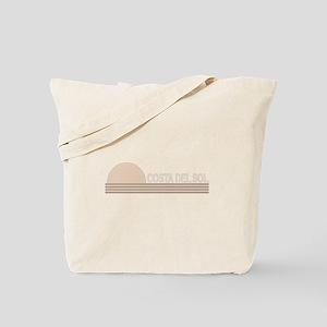 Costa del Sol, Spain Tote Bag