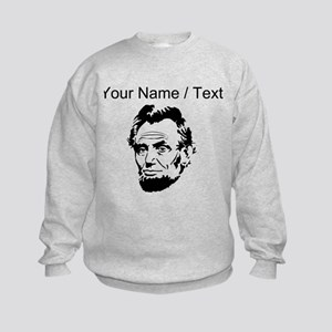 Custom Abraham Lincoln Sweatshirt