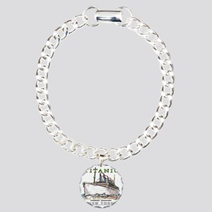 TG814x14Oct2012 Charm Bracelet, One Charm