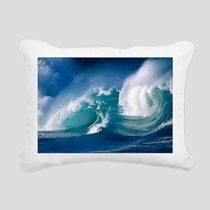Ocean Rectangular Canvas Pillow