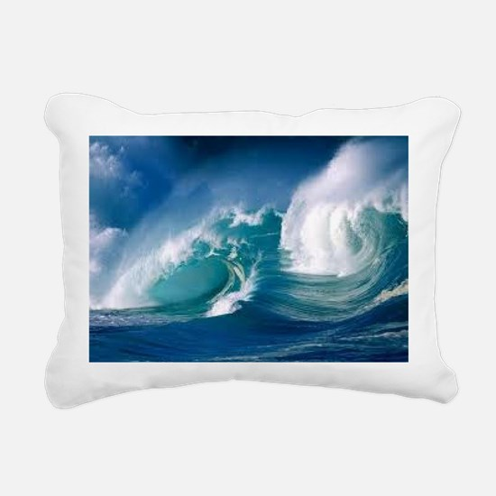 Ocean Rectangular Canvas Pillow