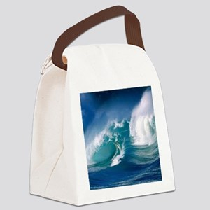 Ocean Canvas Lunch Bag