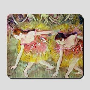 Edgar Degas Ballet Dancers Mousepad