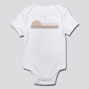 Madrid, Spain Infant Bodysuit
