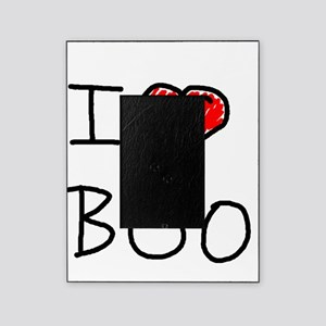 i love boo Picture Frame