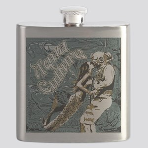 AQUA CULTURE KISS THE DEEP Flask