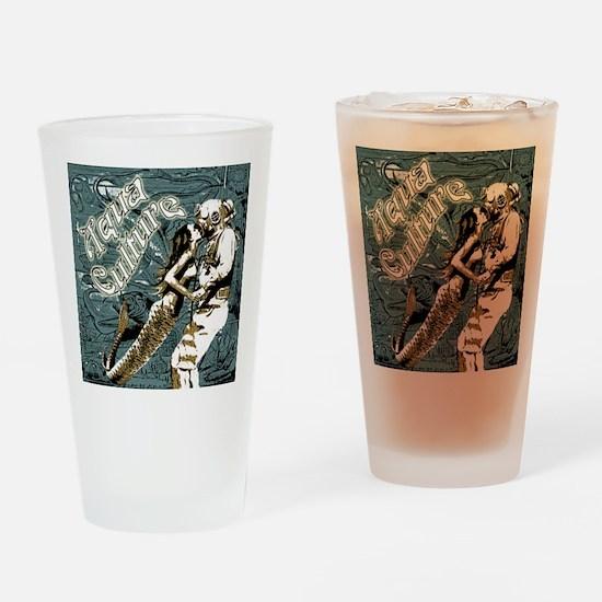 AQUA CULTURE KISS THE DEEP Drinking Glass
