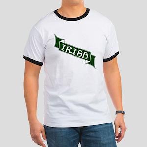 Irish Banner Ringer T