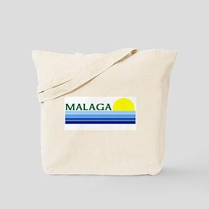 Malaga, Spain Tote Bag