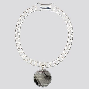 Grief Charm Bracelet, One Charm