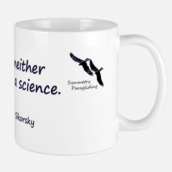 Sikorsky quote Mug