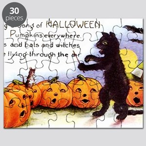 SongOfHalloweenGreetCard-a Puzzle