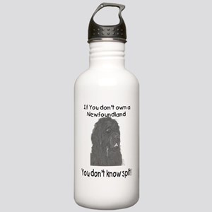 Newfoundland You Dont  Stainless Water Bottle 1.0L