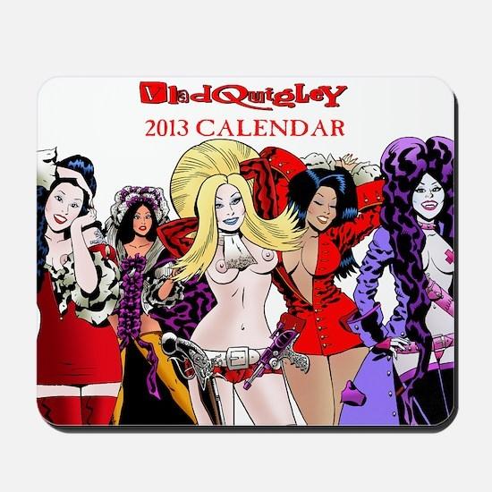 Calendar 1 Mousepad