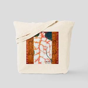 Fibro Flare Awareness Tote Bag