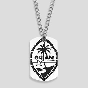Guam Seal Dog Tags
