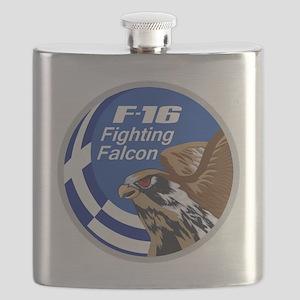 F-16 Fighting Falcon – Greece Flask