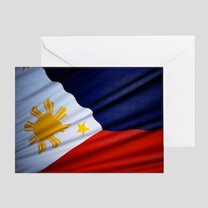 Filipino Pride Greeting Card